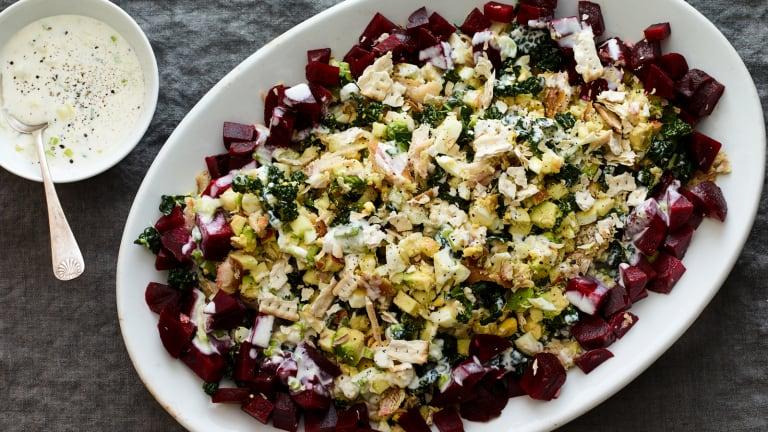 Phenomenal Kosher Fish Salads
