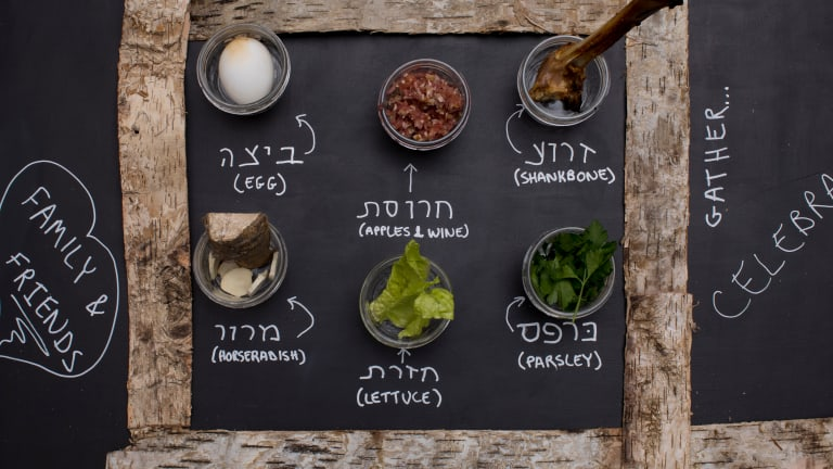 5 Days Until Passover: Prepare For The Seder Plate