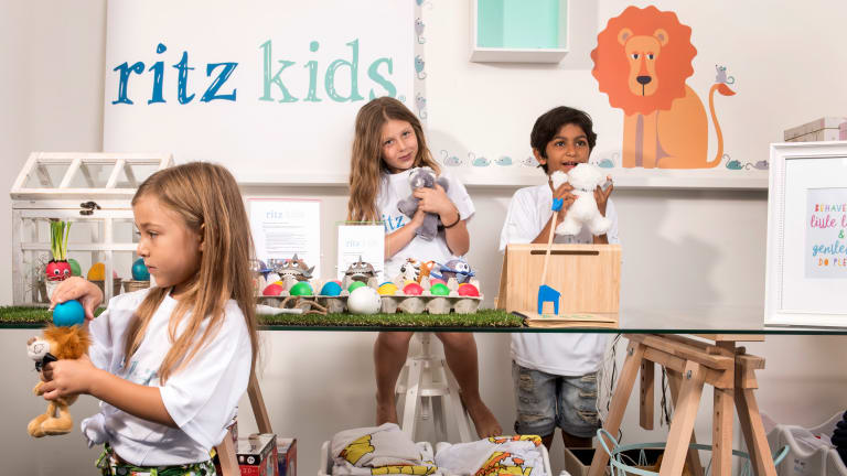 RITZ KIDS - PASSOVER IN HERZLIYA