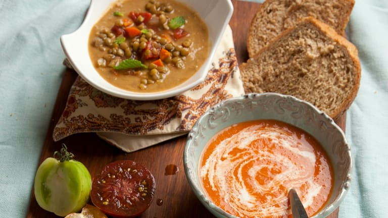 Hearty Fall Soups