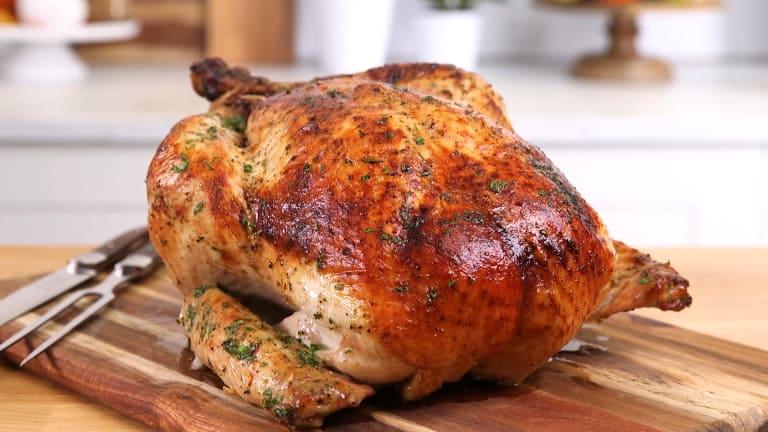 Jamie's Ultimate Kosher Thanksgiving Menu