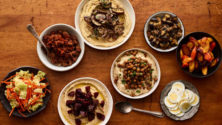 The Israeli Diet Is The Mediterranean Diet