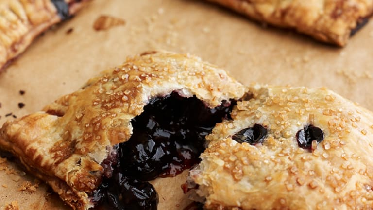 Cooking With Joy: Cherry Bourbon Hand Pies
