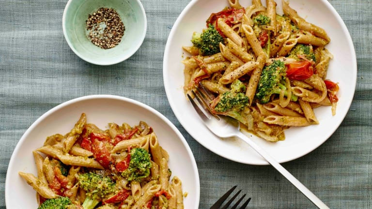 Wheat a Minute!  Why Choose Whole Wheat Pasta?