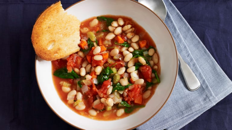 Slow Cooker Vegetarian Soups for Dinner or Anytime