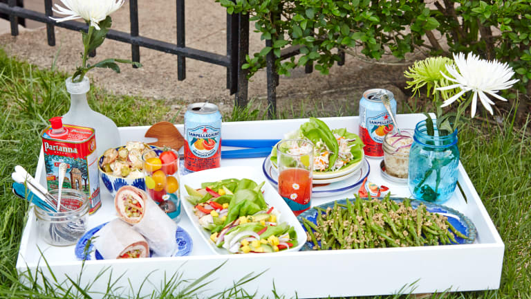 Fast, Fresh, Flexible Picnic Recipes For The Whole Family