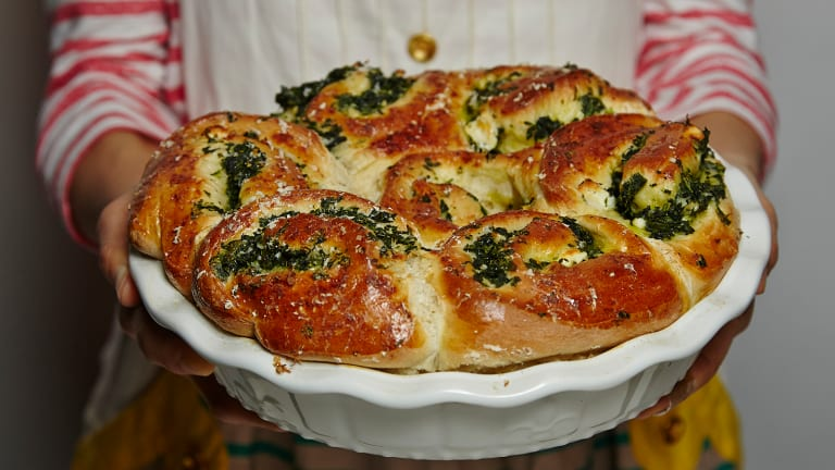 Delight in Delicious Dairy Challah For Shavuot