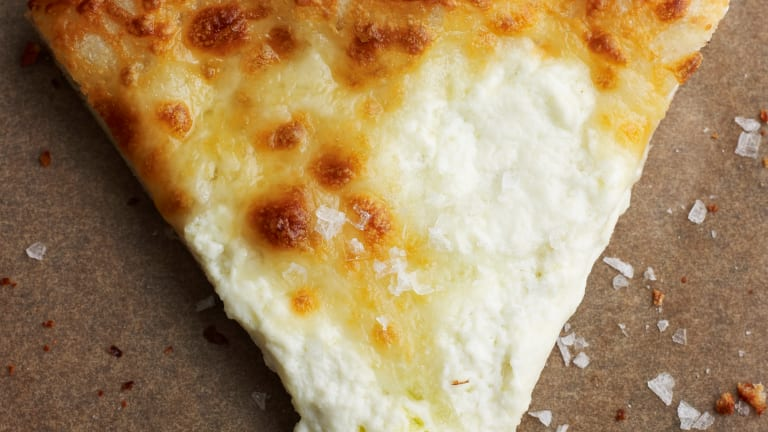 Cooking With Joy: White Pizza