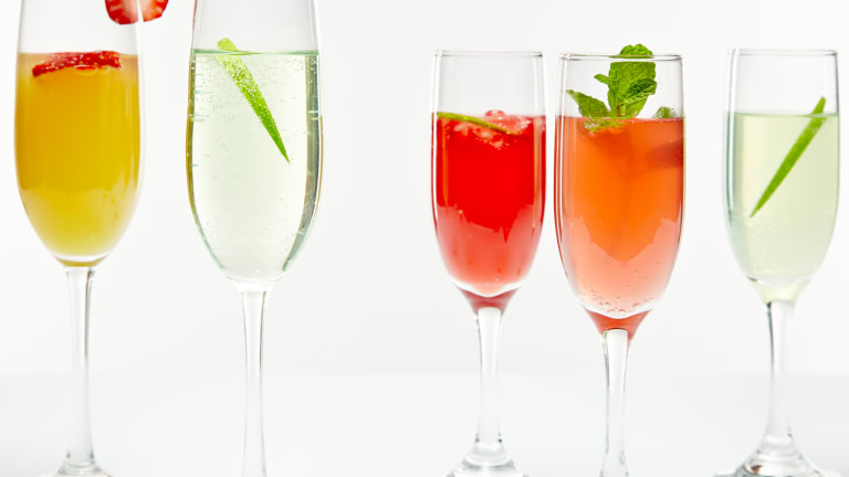 Bubbles All Around: 4 Fantastic Purim Party Cocktails
