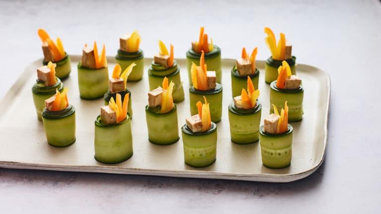 Vegetarian Chinese Dim Sum
