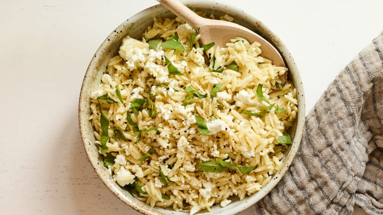 What is Orzo?