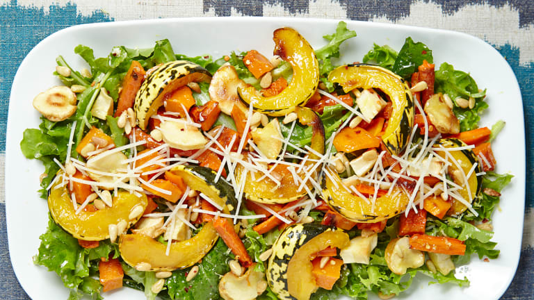 3 Warm Winter Salads: Healthy Comfort Food