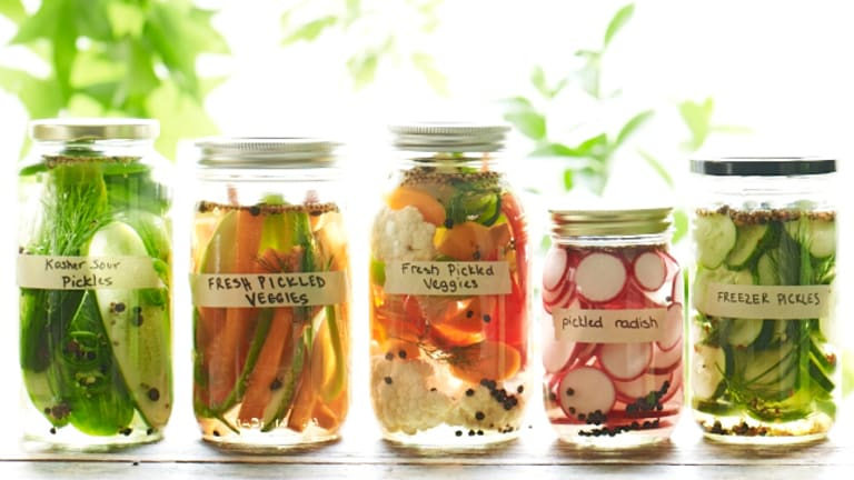 Do It Yourself Pickles and Pickled Veggies