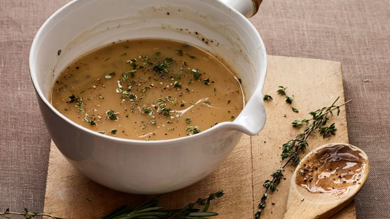 A Gravy Train(er): How To Make Great Gravy