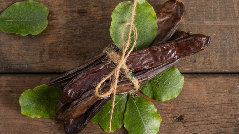 Why Eat Carob on Tu B'Shevat?