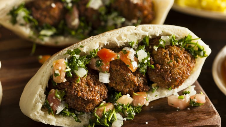 JOY of ISRAEL: The Best Falafel in Jerusalem