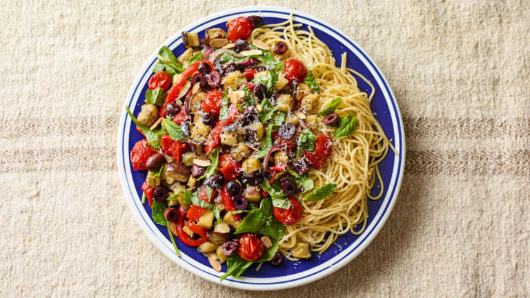 10 Light Summer Vegetarian Pasta Dinners