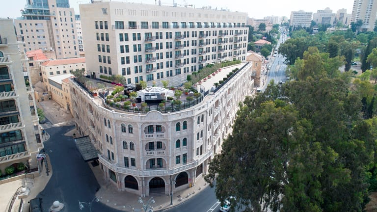 How the Luxurious Waldorf Astoria Jerusalem Set the Highest Standards in Kashrut