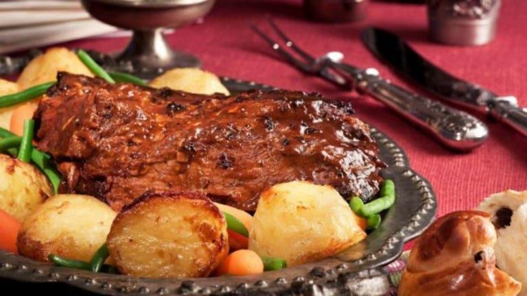 Shabbat Menu - The Reliable Roast