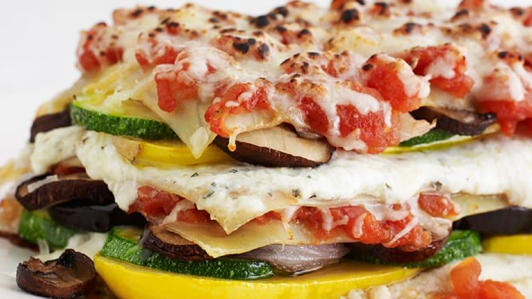 Cooking with Joy: Summer Squash Lasagna