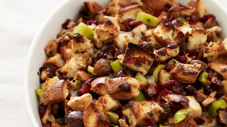 The Best Thanksgiving Stuffing Recipes Use Challah