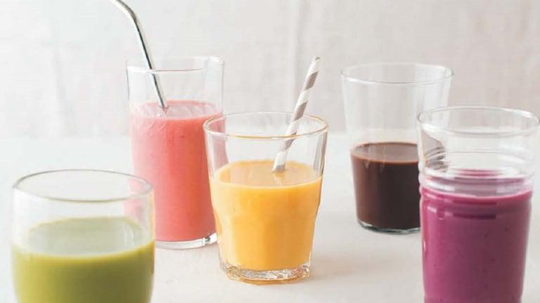 Cookbook Spotlight: The New Milks