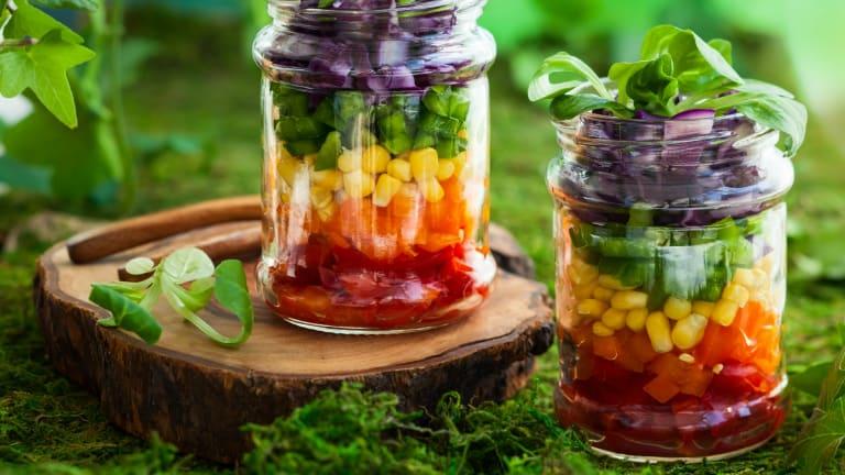 A Very Colorful Shabbat Menu