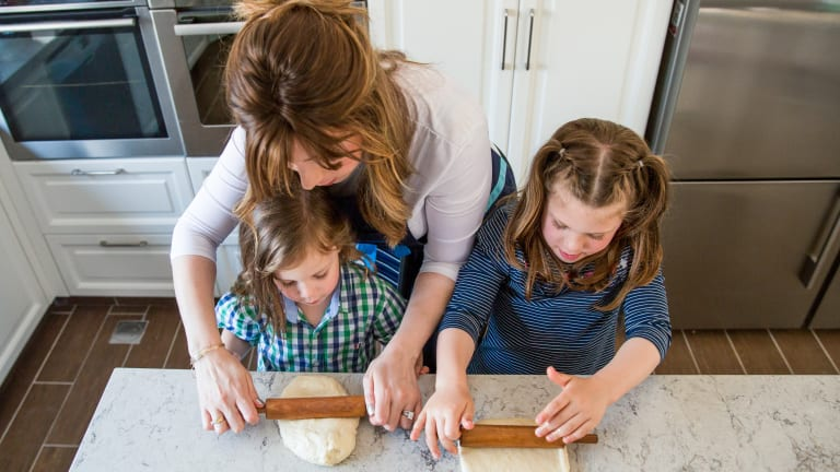 Age-Appropriate Kitchen Duties for Kids