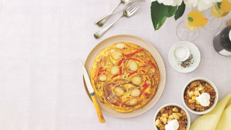 Six A La Minute Shavuot Brunch Recipes