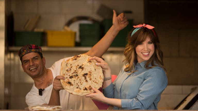 Kosher Bread Baking: The Art and Science of Grilled Flatbreads