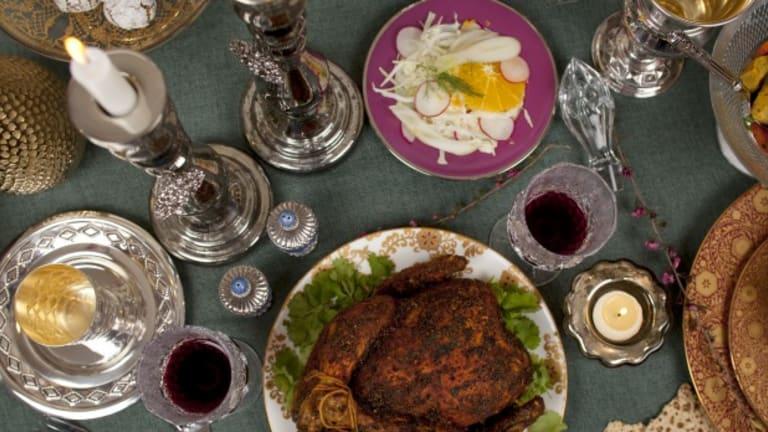Recipes For A Moroccan Seder