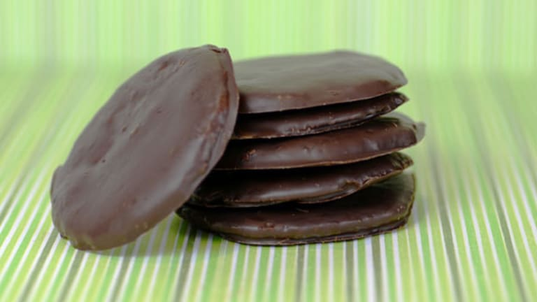 DIY Girl Scout Cookies: Paleo and Gluten-Free