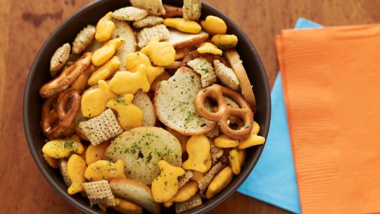 Back to School with Quick & Kosher Trail Mix Creations