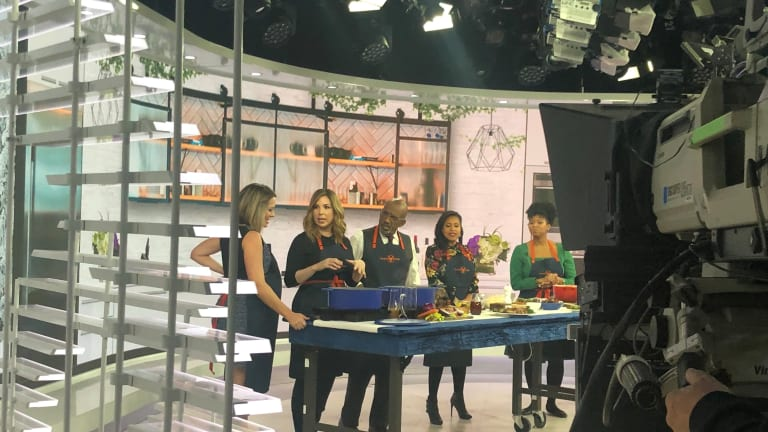 Brisket Makeover Monday on the Today Show