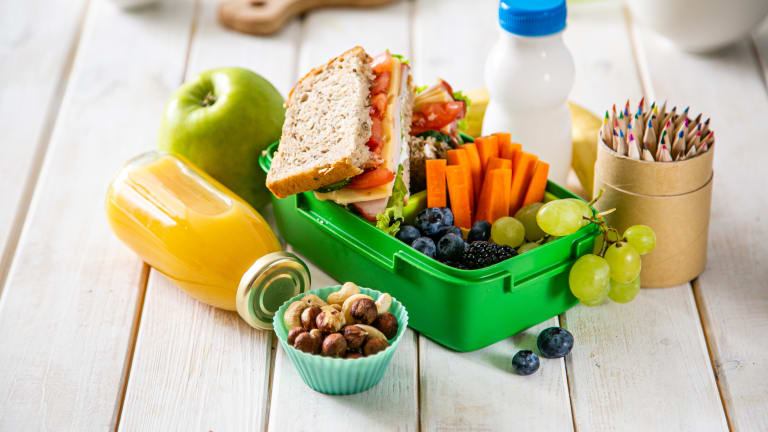 Top Ten Tips for School Lunches Your Kids Will Love