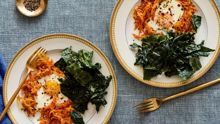 Healthy Chanukah Party Recipes