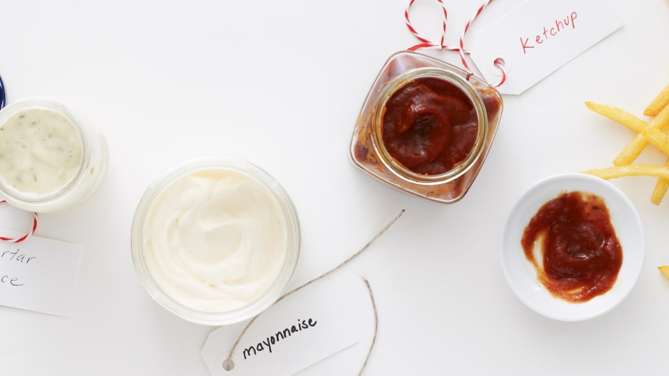 DIY - Make Your Own Condiments