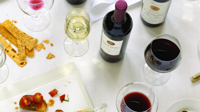 How To Pair Kosher Wine with All Your Meals