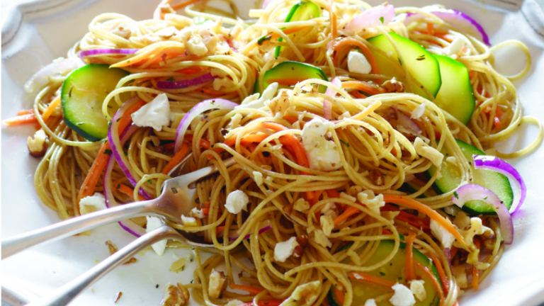 Light Pasta Recipes To Break A Fast