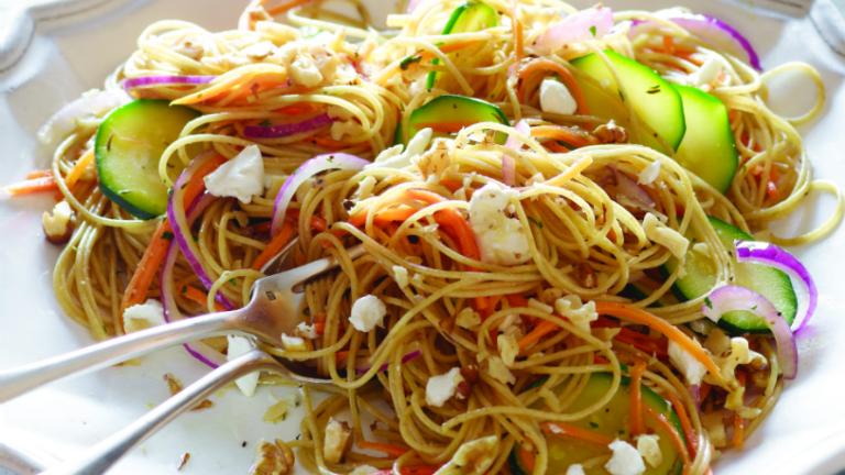 Light Pasta Recipes To Break A Fast