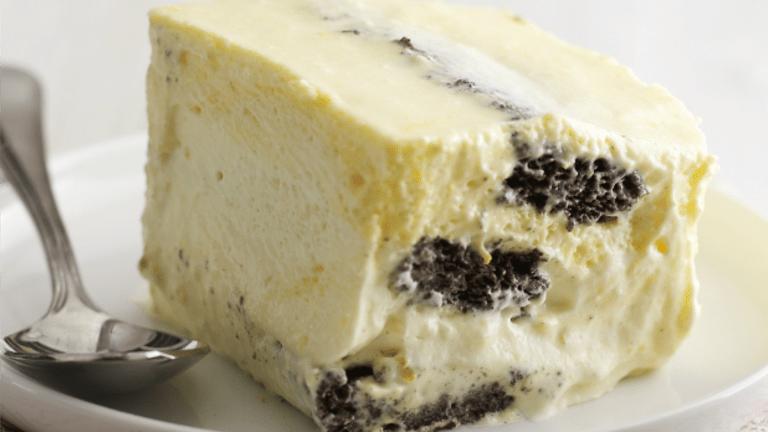 Dairy Passover Desserts