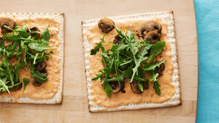 Matzo Pizzaz: Eight Days of Matzo Pizza in Eight Ways