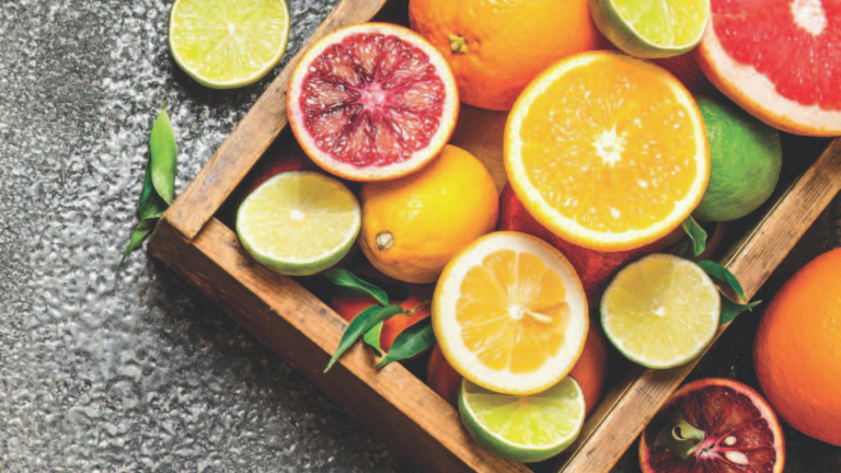 Citrus Recipes to Brighten Up Your Winter