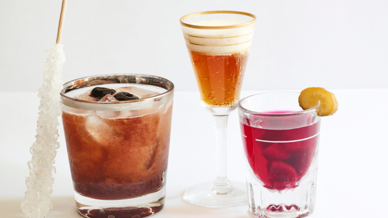 The Heart of The Cocktail Plus 20 Recipes