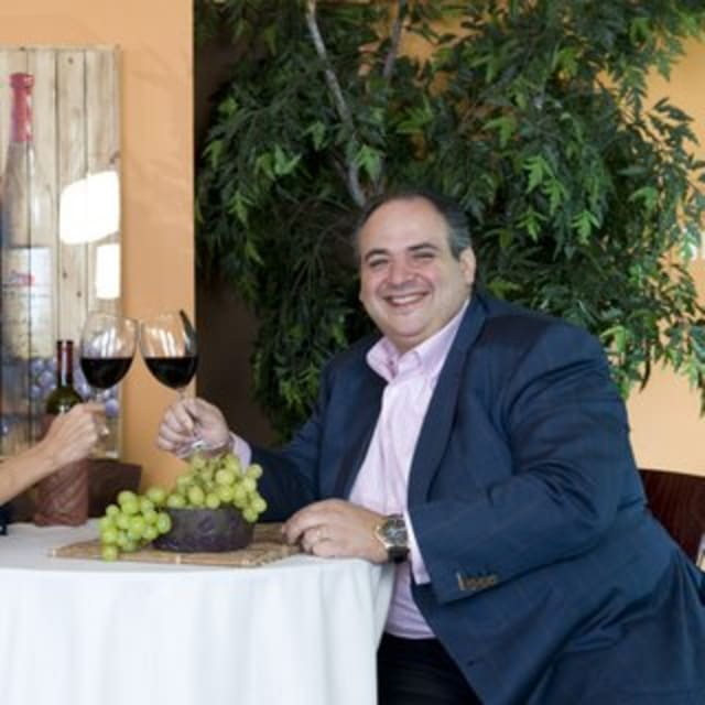 Sunda Croonquist and Chef Nir Weinblut
