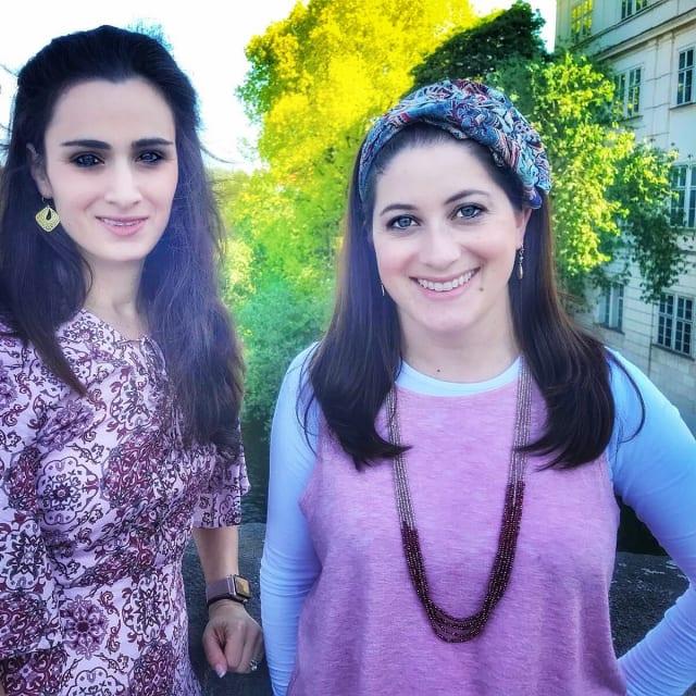 CB Berkovits and Racheli Fuld