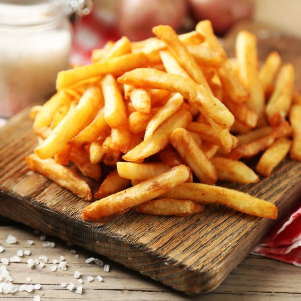 Crispiest Classic French Fries