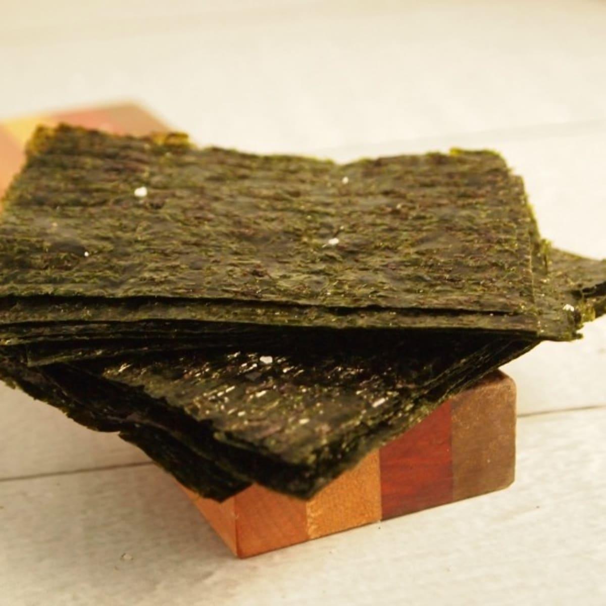 Make Your Own Seaweed Snacks Jamie Geller