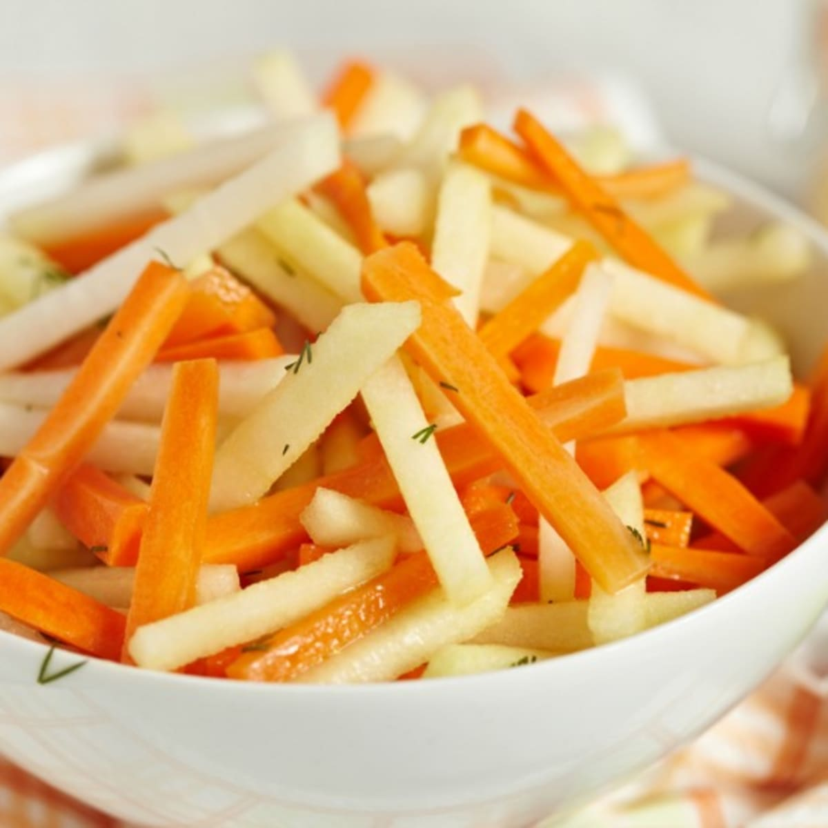 Kohlrabi Salad Jamie Geller