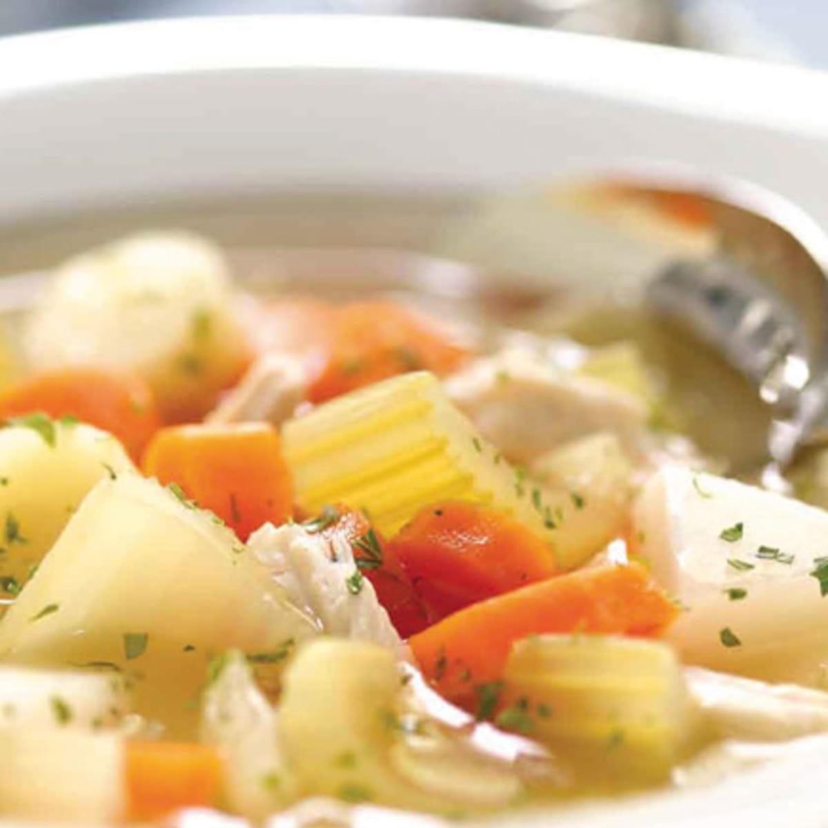 Classic Chicken Soup Jamie Geller